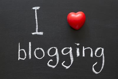 kocham blogować
