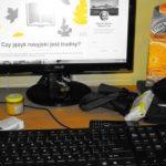 Bałagan na biurku jako sposób na naukę słówek