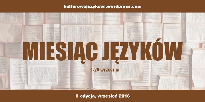 Miesiąc języków