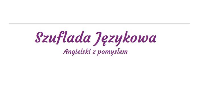 Szuflada Językowa logo