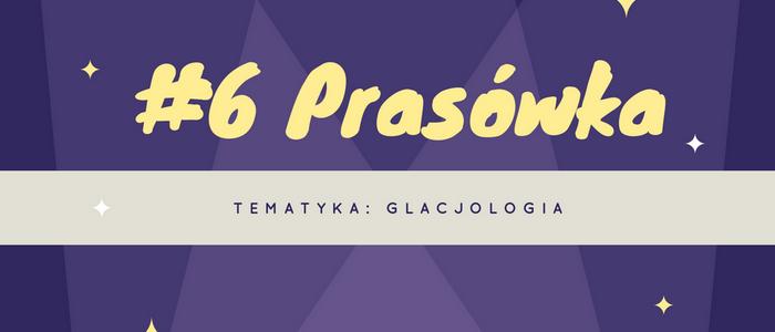 prasówka - glacjologia