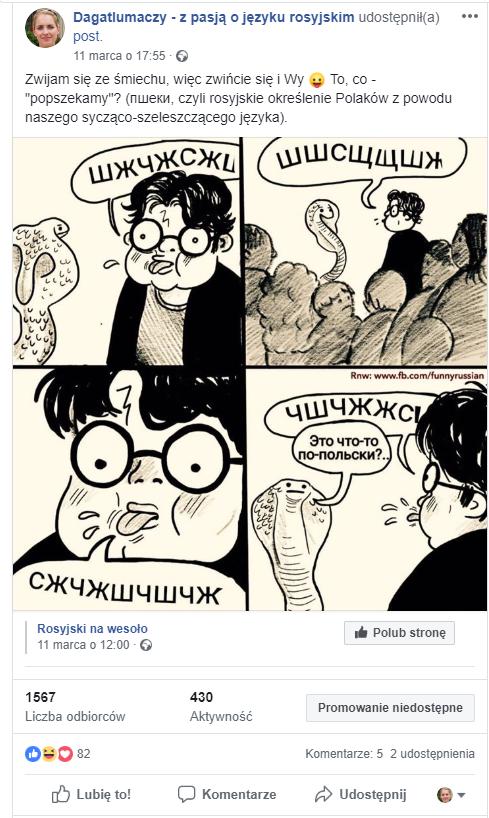 Język polski mem
